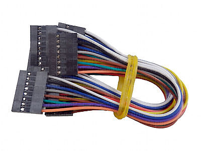 Arduino Jumper Cable Cables Wire Wires Sensor Shields 50X 15cm 1P Female F-F
