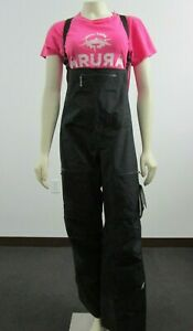 NWT Womens The North Face Fuse Brigandine Gore Tex Shell Ski Bibs Pants Olive