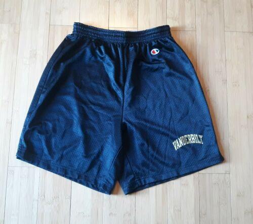 Vintage Champion Vanderbilt University Shorts Vtg