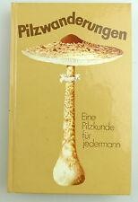 Buch: Pilzwanderungen Eine Pilzkunde für jedermann e1188