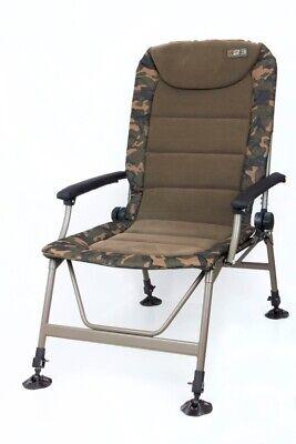 Fox R1 Camo Chair Karpfen Stuhl Anglerstuhl Angeln Angelstuhl Carpchair