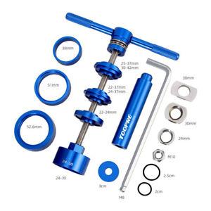 Presse Fahrradwerkzeug Auszug Werkzeug Kit Lager Einbau Ausbau Zubehör