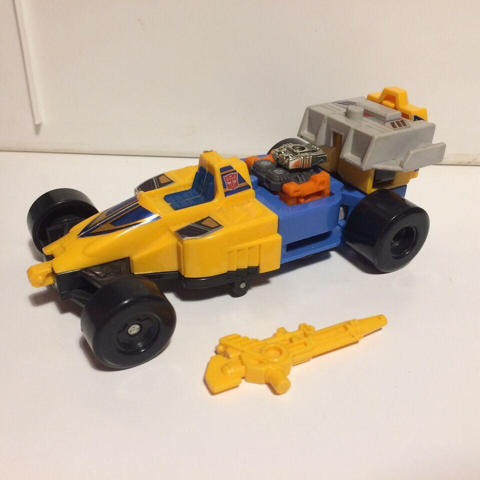 G1 Transformers, Slapdash