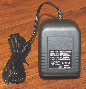 Sharper-Image-Design-Sm917usa-Class-2-Trasformatore-Alimentazione-Elettrica