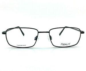 Eyeglasses FLEXON MARSHALL 600 001 BLACK
