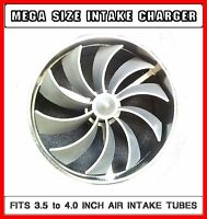 3.5 - 4 Inch Air Intake Supercharger Fan Turbo Kit Cai Engine (for Ford Trucks)