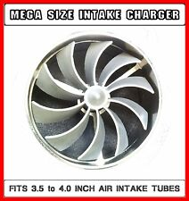 Ford F150 F250 F350 Truckonator Turbo Air Intake Performance Supercharger Fan