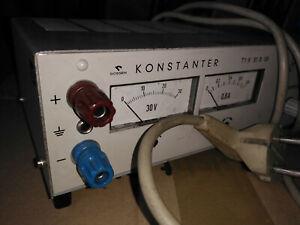 Gossen-Konstanter-Gleichstromversorgung-T1-K30-B-0-8-Sammler-Ausstellung-Museum