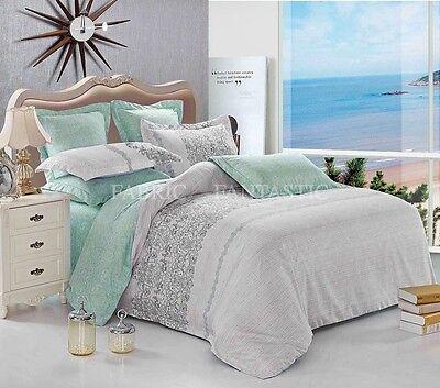 Bedding Soney Sheet Set Queen King, Super King Or Queen Size Bed
