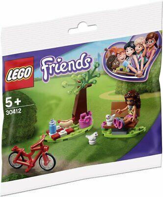 Polybag Sealed LEGO FRIENDS 30412 PARK PICNIC New BNIP