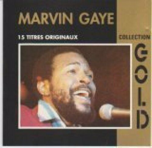 Marvin Gaye Collection gold-15 titres originaux (incl. 'Joy [6'41'']')  [CD]