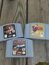 n64 games, Zelda