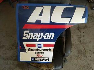Harvick-ACDelco-championship-quarter-panel-3-tribute-NASCAR-sheetmetal-2001