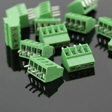 x200 3 Poles 3.81mm PCB Universal Screw Terminal Block