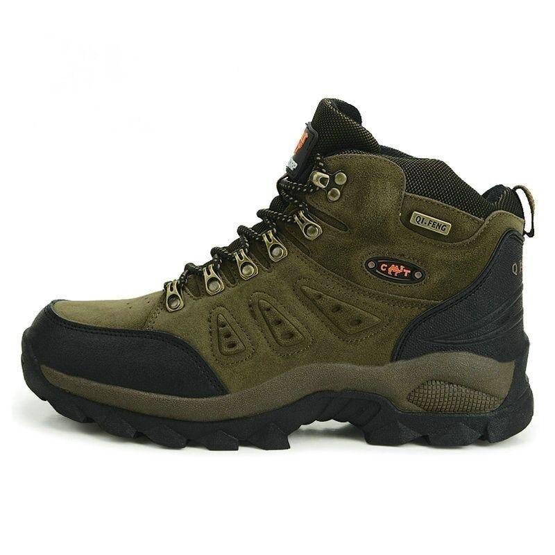 Hommes Chaussures De Randonnée Baskets Imperméable Bottes Femmes Sport Alpinisme Outdoor