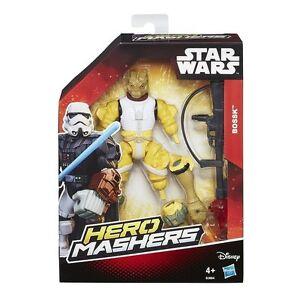 Hasbro-Star-Wars-Hero-Mashers-Episodio-V-BOSSK-b3664-Nuevo-Caja-orig
