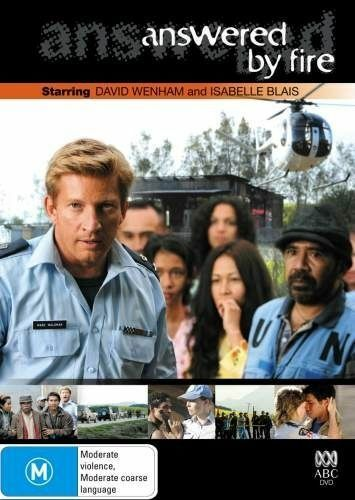 1 of 1 - Answered By Fire (DVD, 2006)