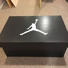 NEW CUSTOM MADE NIKE SNEAKERS STORAGE BOX DRAWER JORDANS FOAMPOSITE AIR MAX