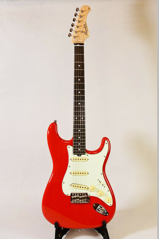 Bacchus BST-650B FR electric guitar Japan rare beautiful vintage popular EMS F S
