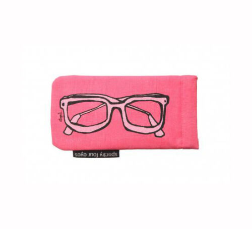 Casey Rogers Designer Quirky Soft Glasses//Spectacle//Specs Cases