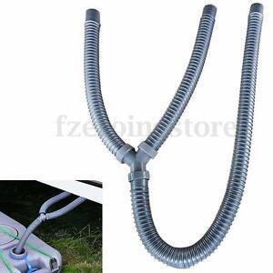 1-1M-Abwasserschlauch-Ablaufschlauch-30mm-Spiralschlauch-f-Abwassertank