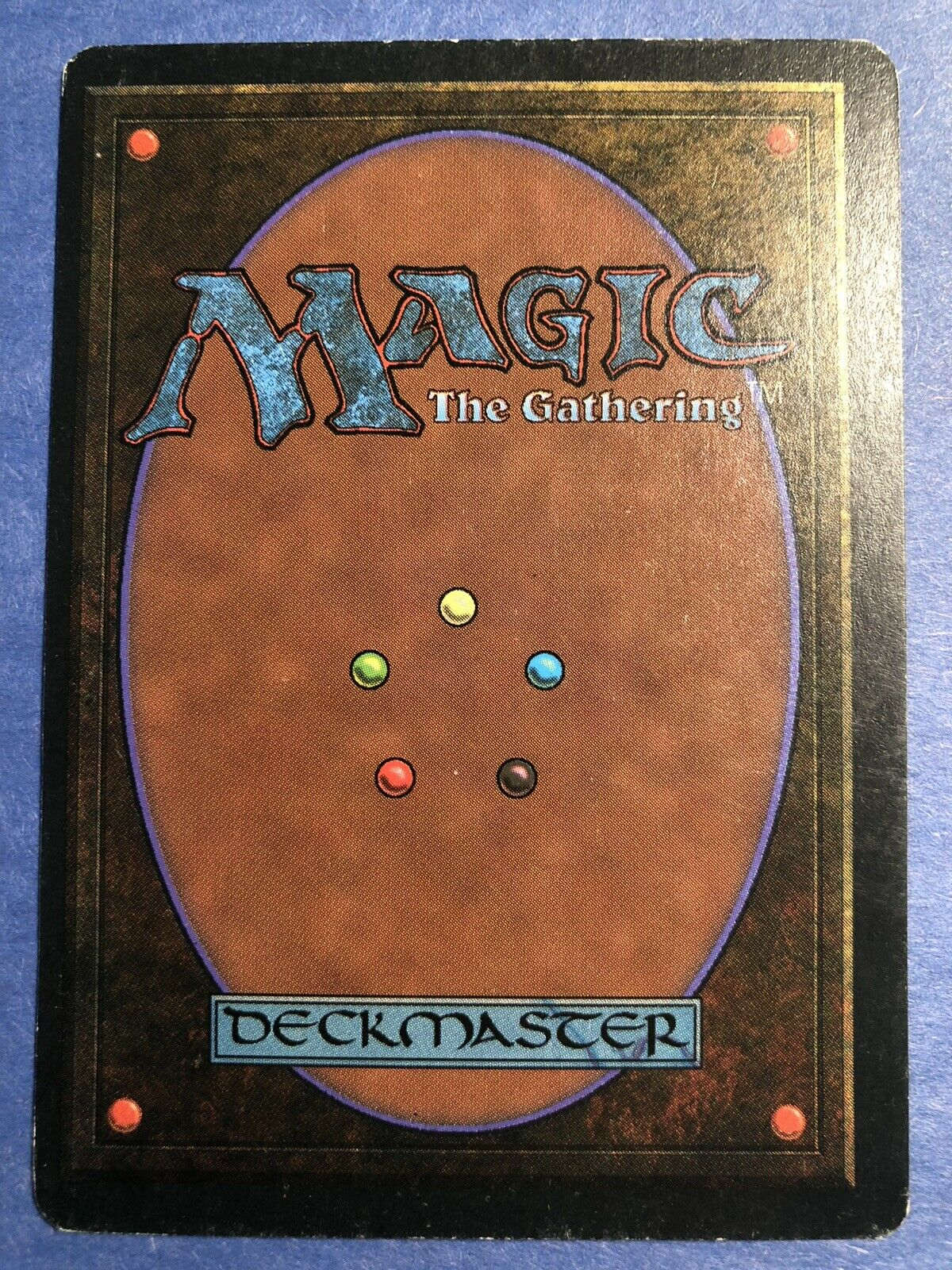 MTG Magic the Gathering Crimped Sovereign/'s Realm Conspiracy Misprint Error NM