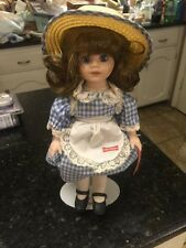 Little Debbie Porcelain Doll 12 Inches