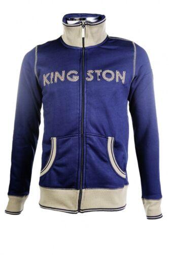 Herren Sweatjacke KINGSTON Classic KINGSTON verschiedene Größen und Farben NEU