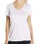 Under-Armour-HeatGear-Womens-UA-Tech-Tee-V-Neck-SS-Tee-1255839-Black-White-Grey thumbnail 14
