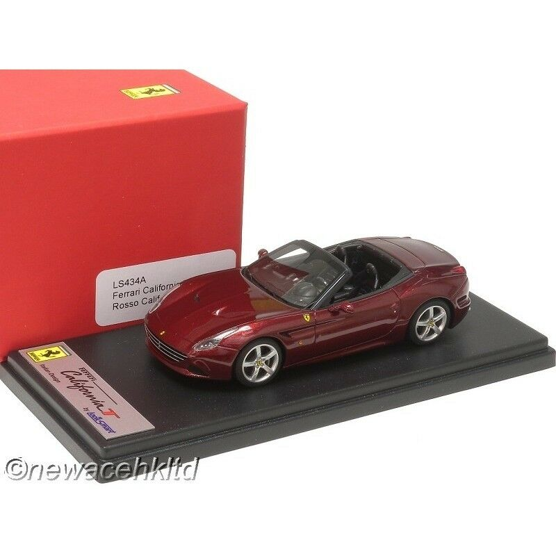 Ferrari california spider rot kalifornien nicht looksmart modelle 1   43   ls434a