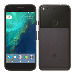 Google-Pixel-32gb-or-128GB-GSM-Unlocked-4G-LTE-Smartphone-in-Gray-or-Silver