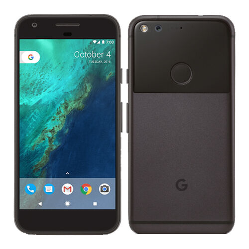 Google Pixel 32gb or 128GB GSM Unlocked 4G LTE Smartphone in Gray or Silver