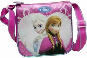 Disney Frozen Kindergartentasche Tasche für Kindergarten Eiskönigin Anna /& Elsa