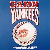 Damn Yankees 1994 Original Broadway Cast Recording By Original Cast CD,... - $12.99