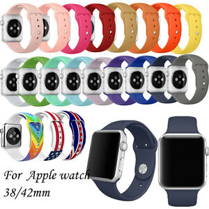 Sports-Silicone-Bracelet-Strap-Band-For-Apple-Watch-iWatch-Series-2-1-38mm-42MM
