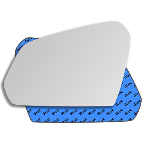 Links Fahrerseite Spiegelglas Außenspiegel für Hyundai i10 2014-2019