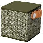 Fresh 'n Rebel Rockbox Cube Fabriq Edition Army Green Lautsprecher - 1RB1000AR