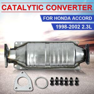 Fits 1998 1999 2000 2001 2002 Honda Accord 2.3L V4 Catalytic Converter