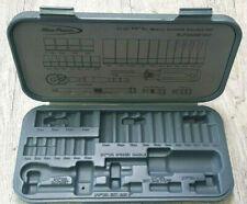 Blue Point Case Tools 14 Socket Ratchet Metric Storage Organizer