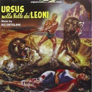 Riz Ortolani - Ursus Nella Valle Dei Leoni - CD - Digitmovies