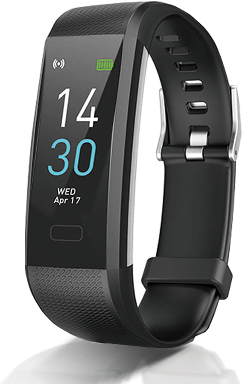 Fitness Tracker with Heart Rate Blood Pressure Blood Oxygen Sleep Monitor Temper blood fitness heart monitor oxygen pressure rate sleep tracker with