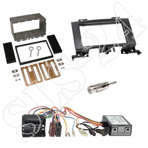 Can-Bus Interface instalación-set Mercedes Sprinter w906 ab06 doble DIN radio diafragma