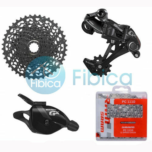 New SRAM GX Drivetrain  Group Groupset 11-speed Derailleur Cassette Shifter  timeless classic