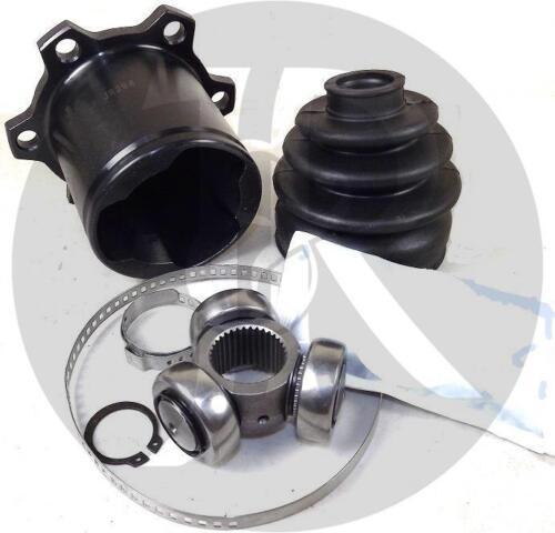 AUDI CABRIOLET 1,8 Turbo Essence inner cv joint /& boot kit 2002 /& gtonwards