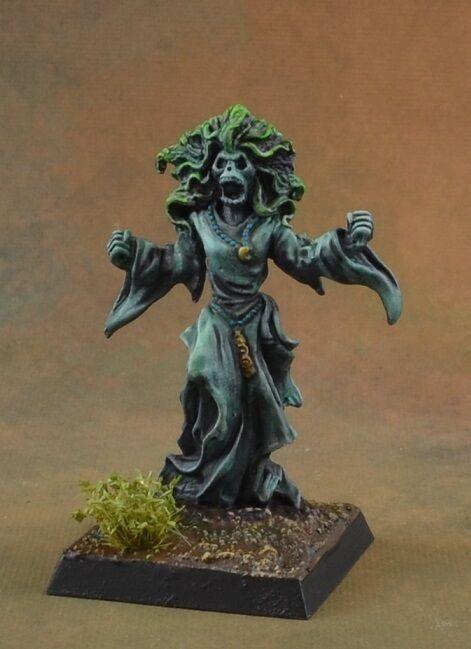 Malte reaper miniatur - weiblichen geist, geist, den charakter von d & d