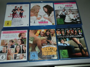BluRay Sammlung Crazy Stupid Love,Bride Wars,Fast verheiratet usw - Deutschland - BluRay Sammlung Crazy Stupid Love,Bride Wars,Fast verheiratet usw - Deutschland