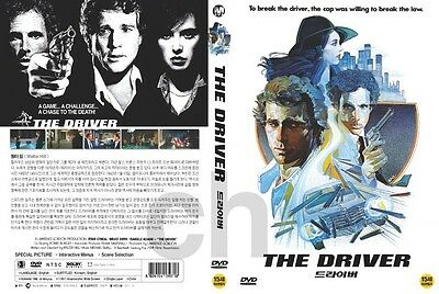 The Driver (1978) - Ryan O'Neal  DVD NEW