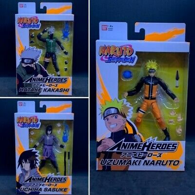 Bandai Naruto Anime Heroes Wave 1-Naruto