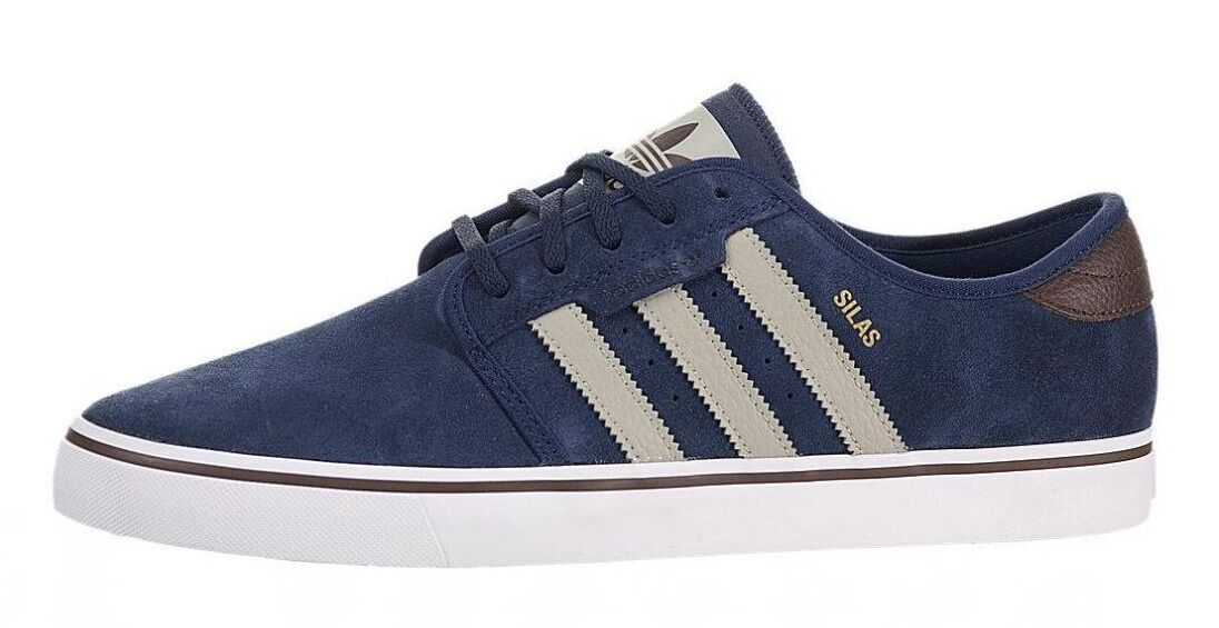 Adidas SEELEY PRO Collegiate Navy Sesame Skate Q33245 Price reduction Men's Shoes best-selling model of the brand