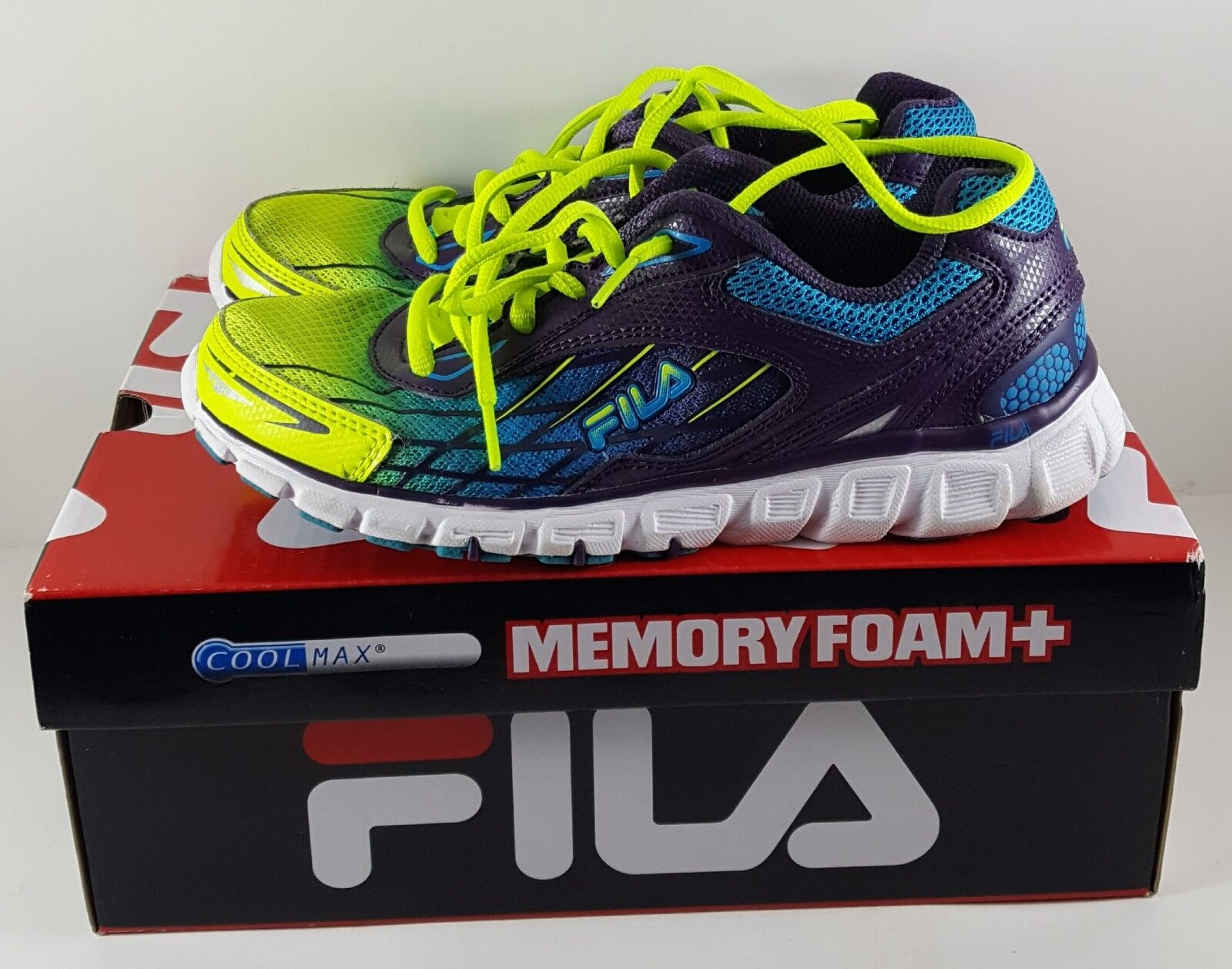FILA Cool Max Memory Foam Imperative Women's Athletic Running Shoes Comfortable Cheap and beautiful fashion